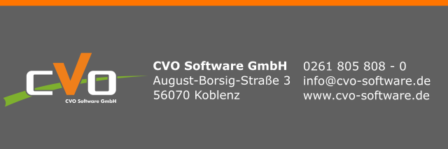 CVO-Software